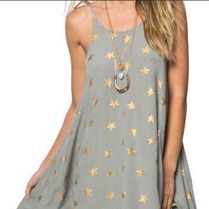 O'NEILL STRAPPY STAR DRESS